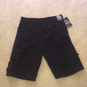 Boys Wrangler Explore hybrid shorts 18 NWT